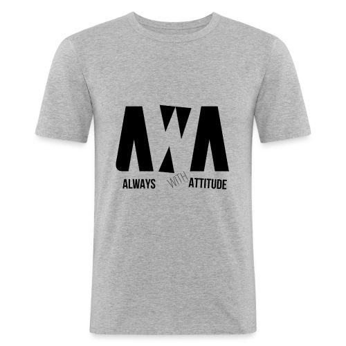 AWA B - Männer Slim Fit T-Shirt