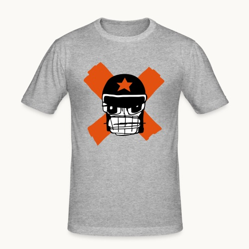Motard Micky Biker - T-shirt près du corps Homme