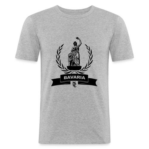 Bavaria - Männer Slim Fit T-Shirt