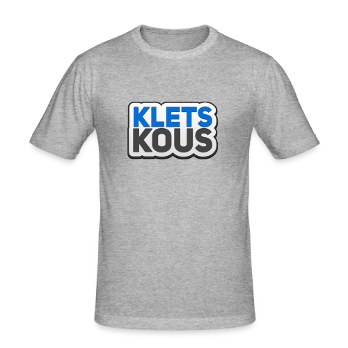 Kletskous - slim fit T-shirt