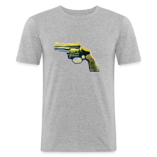 Revolver - Männer Slim Fit T-Shirt