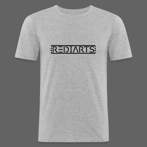 REDIARTS BASIC - Männer Slim Fit T-Shirt