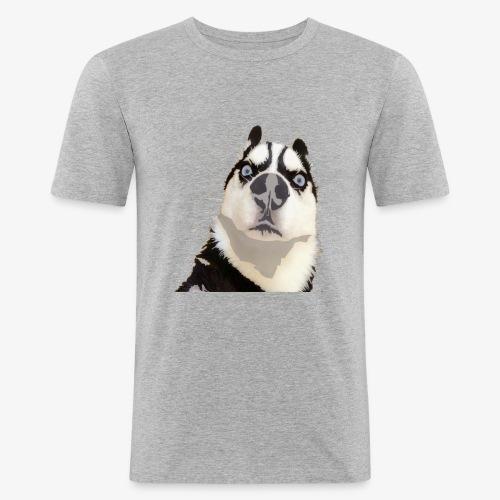 Perro - Camiseta ajustada hombre