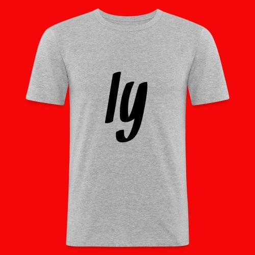 Iy - Men's Slim Fit T-Shirt