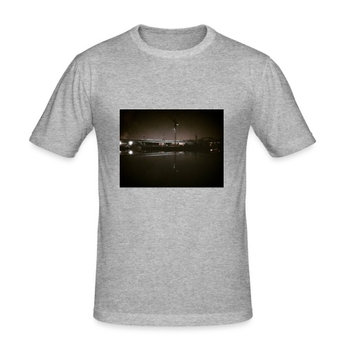 Dark Water View - T-shirt près du corps Homme