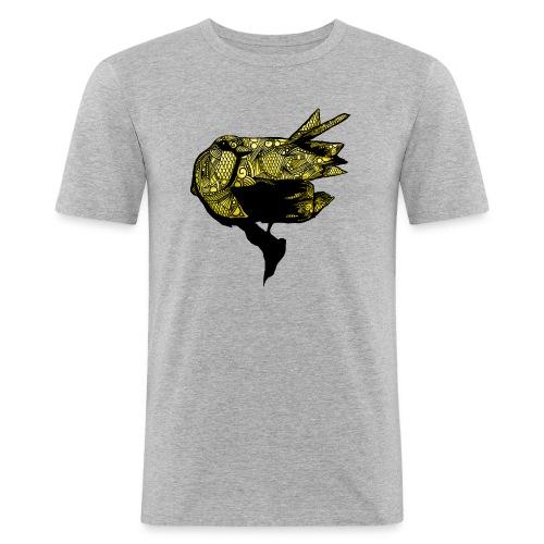 Pirol - Slim Fit T-skjorte for menn