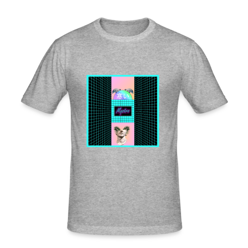 Headless - Männer Slim Fit T-Shirt