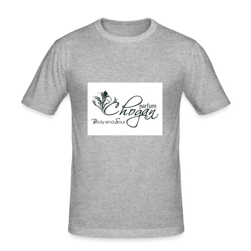 stemmachogan-png - Maglietta aderente da uomo