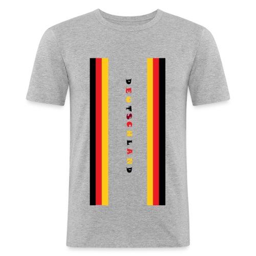 Deutschland - slim fit T-shirt