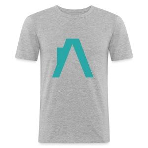 smarthome-im-praxistest.de Signature A - Männer Slim Fit T-Shirt