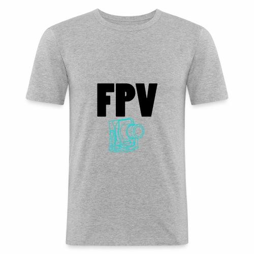 FPV - T-shirt près du corps Homme