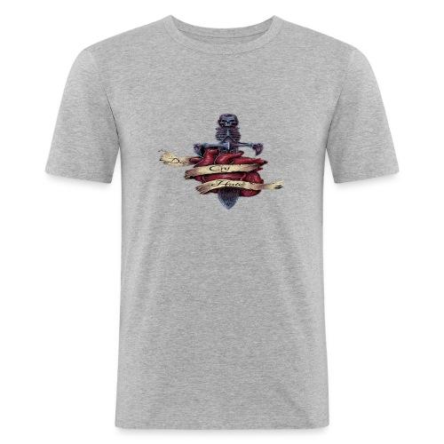 Untitled-3 - Men's Slim Fit T-Shirt