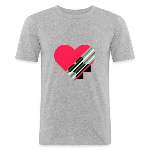 Jugendkreis Kleinglattbach - Männer Slim Fit T-Shirt