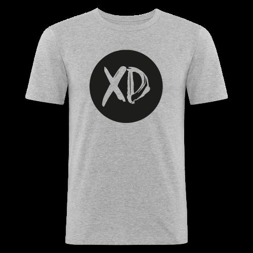 XD - Männer Slim Fit T-Shirt