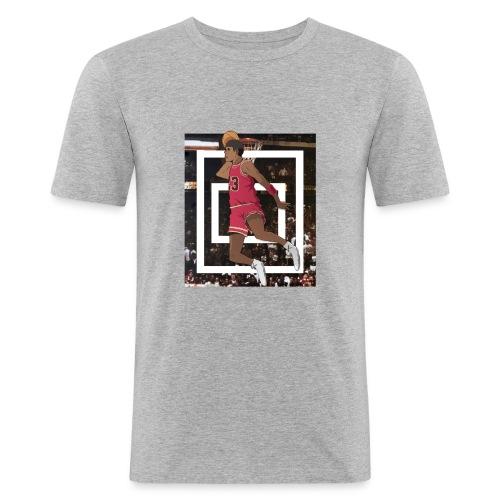 The Legend - T-shirt près du corps Homme