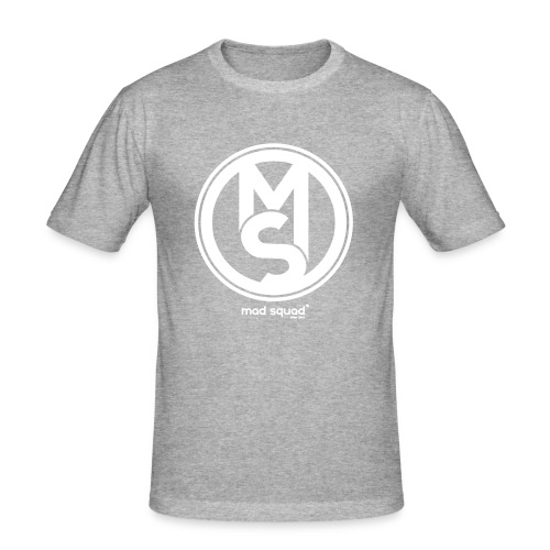 Mad Squad Fan T-Shirt Hombre - Camiseta ajustada hombre
