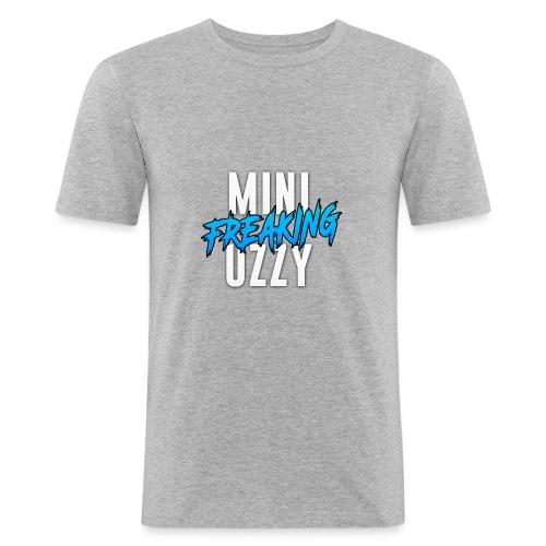 Mini Freaking Uzzy - Men's Slim Fit T-Shirt