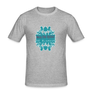 Waking from Psychosis - slim fit T-shirt