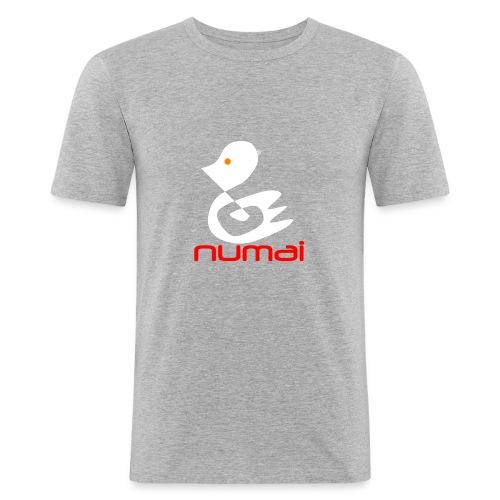 Immagine1 - Maglietta aderente da uomo