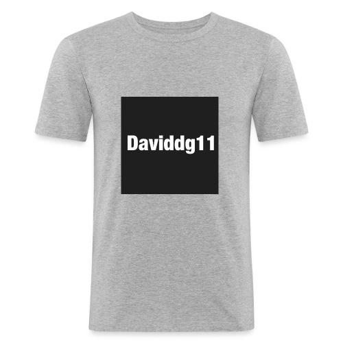daviddg11 - Men's Slim Fit T-Shirt