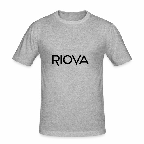 Riova Basic - Men's Slim Fit T-Shirt