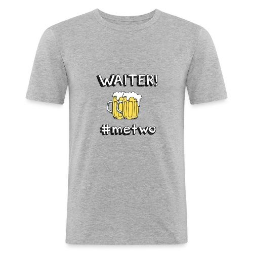 #metwo - slim fit T-shirt