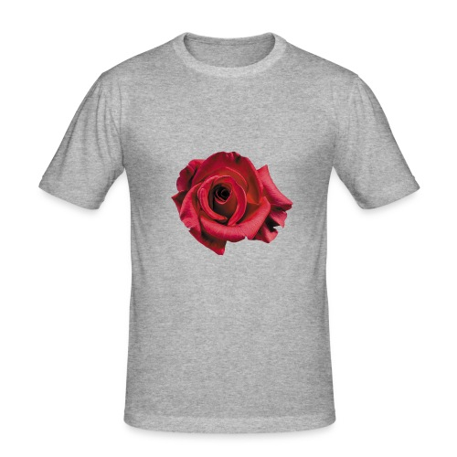 Röd Ros - Slim Fit T-shirt herr