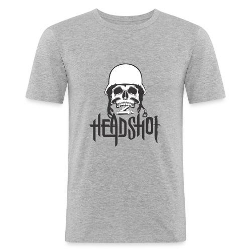 printing on t shirt - Männer Slim Fit T-Shirt