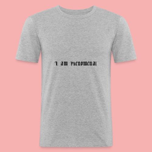 Phenomenality - Men's Slim Fit T-Shirt