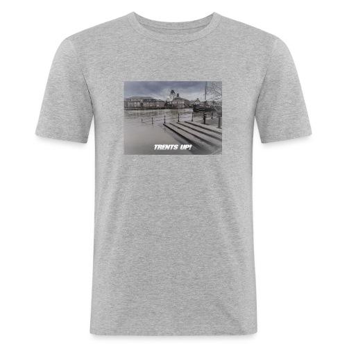 trents up - Men's Slim Fit T-Shirt