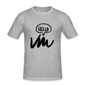 VM Hello! - Men's Slim Fit T-Shirt