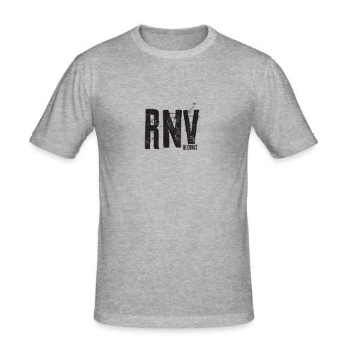 Rhythm N Vibe Records - Men's Slim Fit T-Shirt