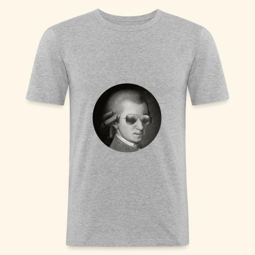 Aviator Mozart - T-shirt près du corps Homme