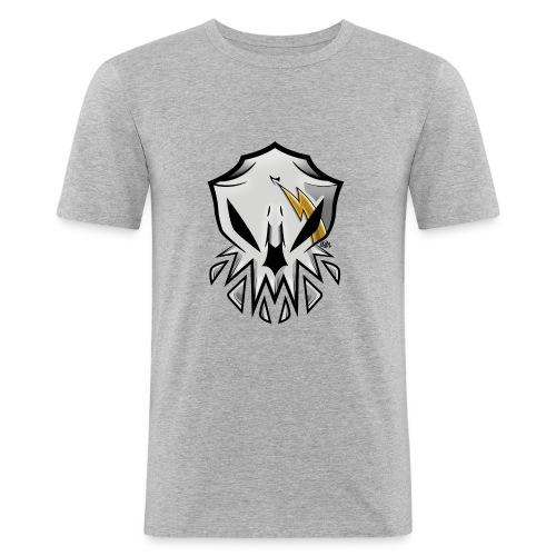 Alien Skull - Camiseta ajustada hombre