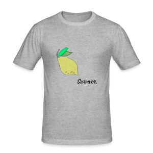 lemonade - Männer Slim Fit T-Shirt