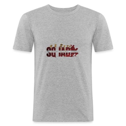 SquadDK - Herre Slim Fit T-Shirt