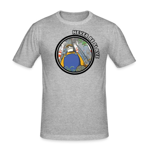 Grey's dominion - Maglietta aderente da uomo