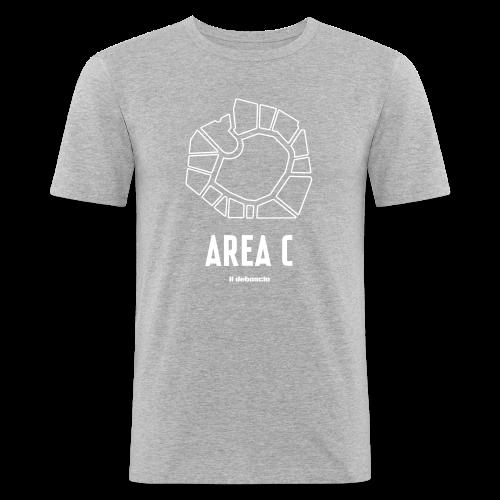 AREA C - Maglietta aderente da uomo