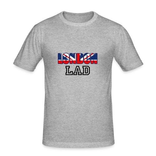 London Lad - Men's Slim Fit T-Shirt
