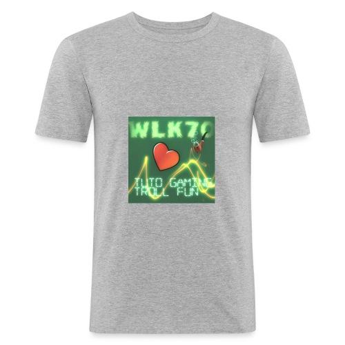 WLK70 T-shirt Spetial - T-shirt près du corps Homme