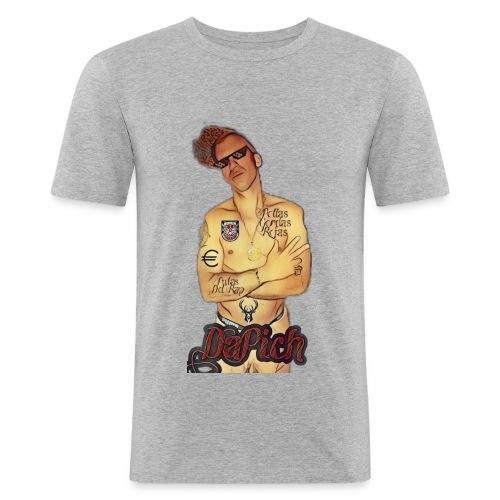 PicsArt 04 10 10 43 25 - T-shirt près du corps Homme