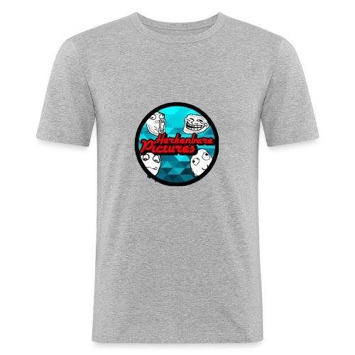 herkenparepictures merchandise - slim fit T-shirt