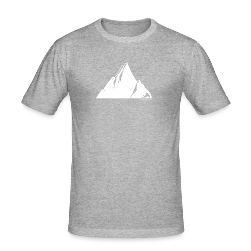 Sarah's Baby Mountain - Männer Slim Fit T-Shirt