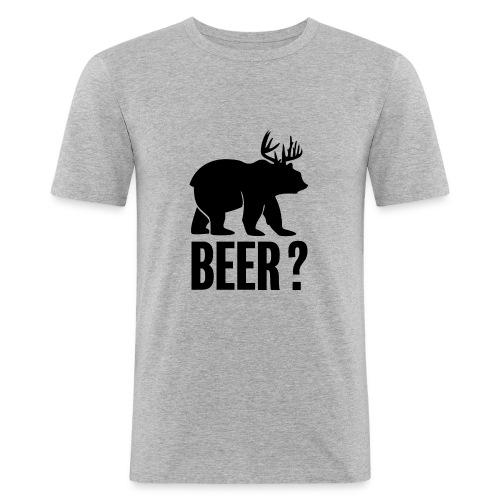 Beer - T-shirt près du corps Homme