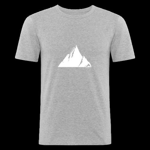 Sarah's Baby Mountain - Männer Slim Fit T-Shirt