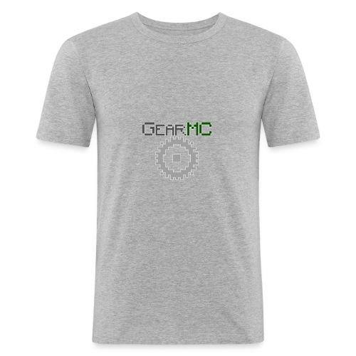 GearMC - Maglietta aderente da uomo