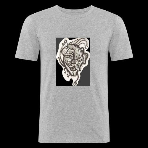 The Draconis Gallery Of Osogoro - Men's Slim Fit T-Shirt