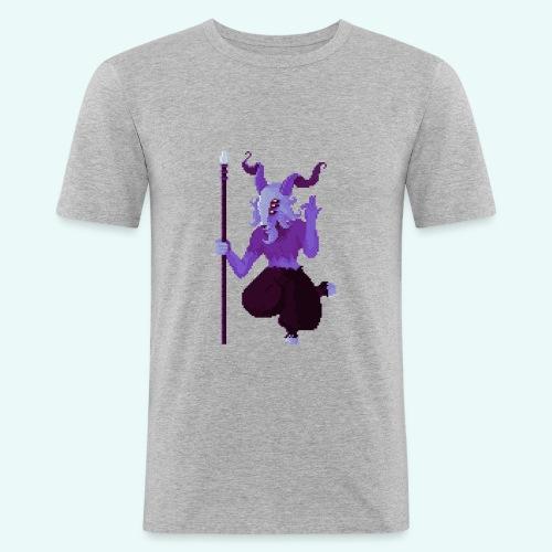 666 - T-shirt près du corps Homme