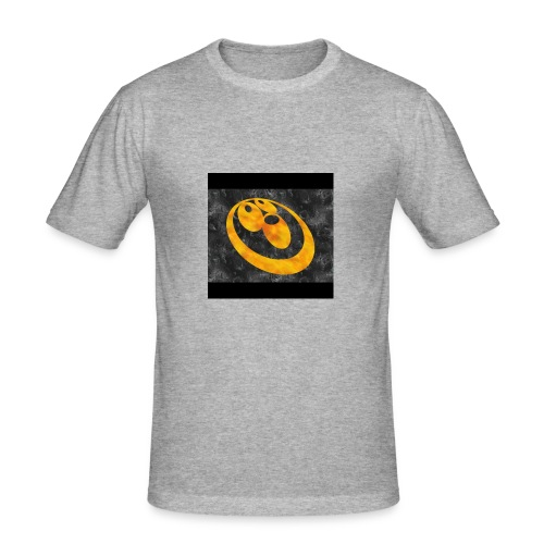 MY LOGO - Men's Slim Fit T-Shirt