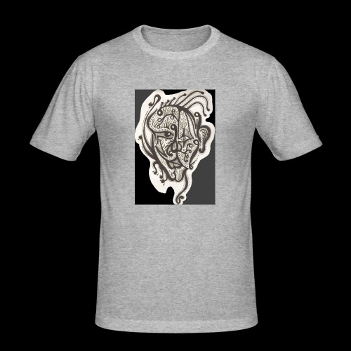 The Draconis Gallery Of Osogoro - Men's Slim Fit T-Shirt